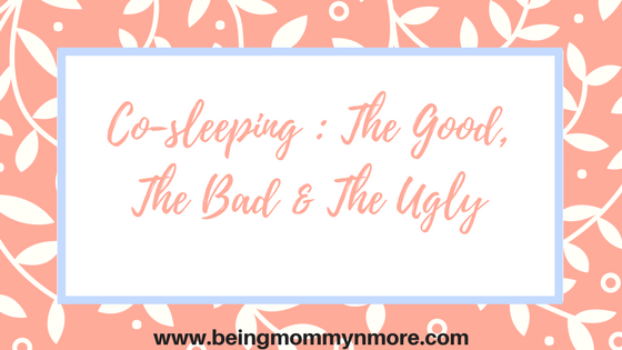 co-sleeping information and safety tips