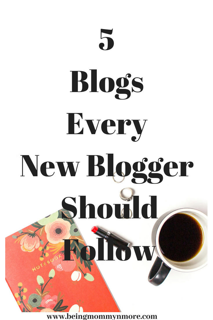 Blogs to Follow by new blogger